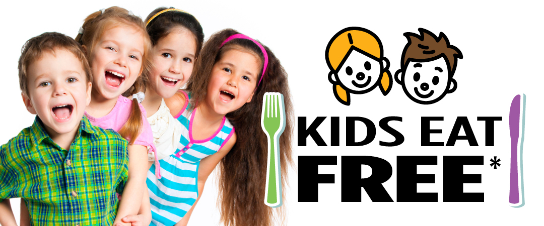 When All Kids Eat For Free >> Free For Children 12 Years Of Age And Under Buffet Des Continents