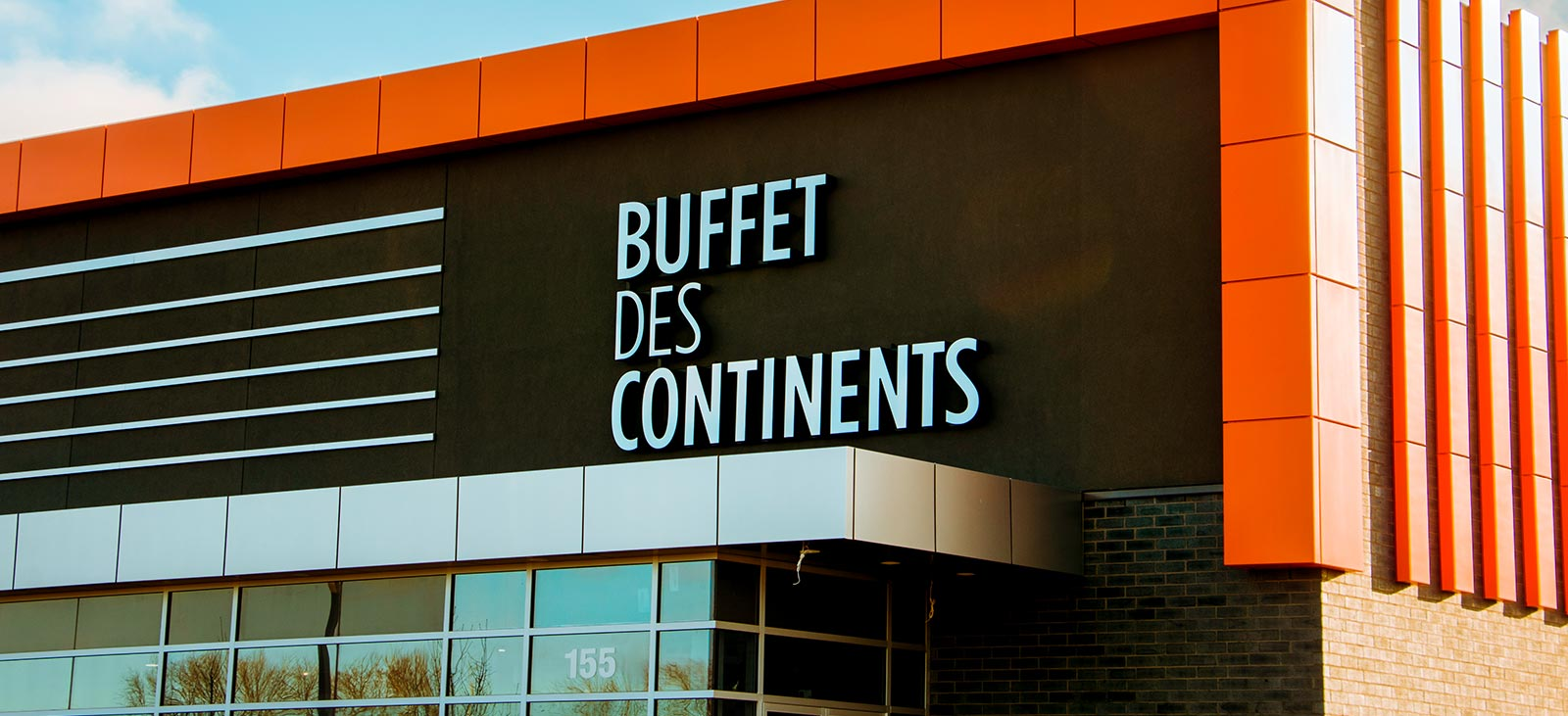 About Us Buffet Des Continents